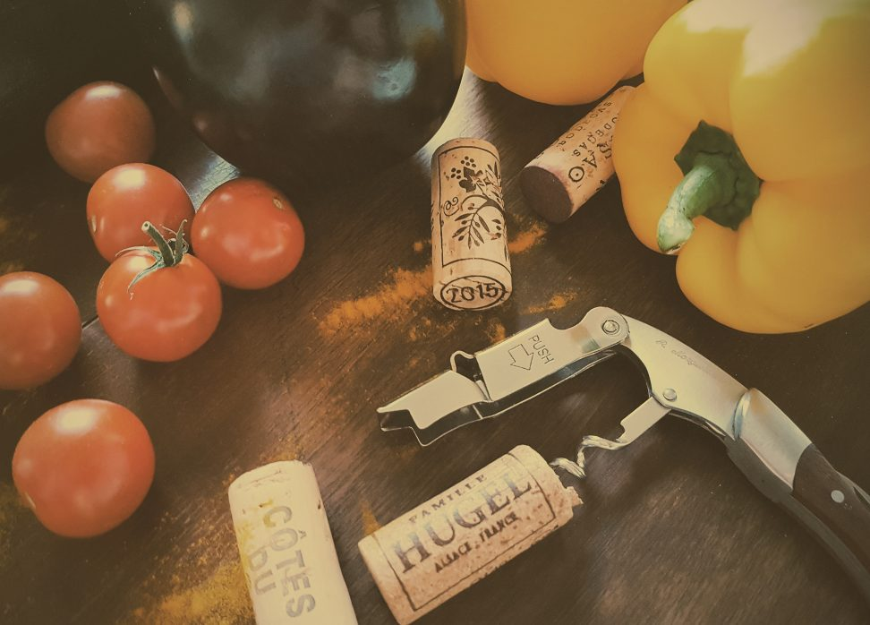 Veni – vidi – vino   Wie alles begann